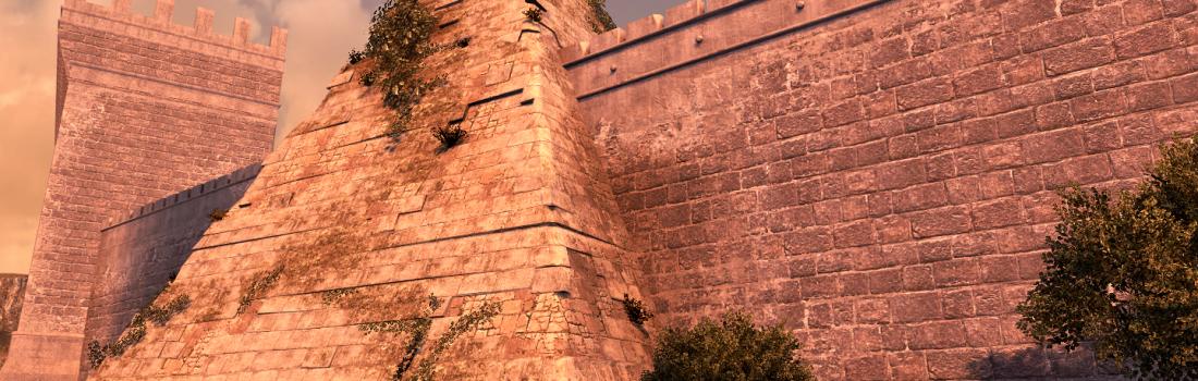 Torna all'antico splendore il marmo della Piramide Cestia