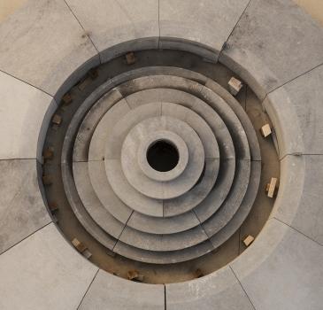 Fontana in piazza Madonnella – Bari